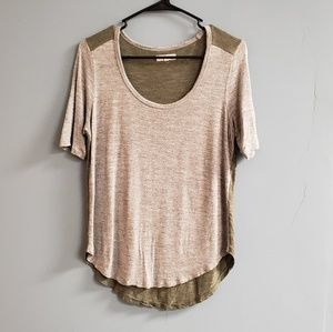 Madewell Two Tone T Shirt